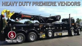 HEAVY DUTY TRUCK TOW APPROVAL WITH LOGO FIXED
